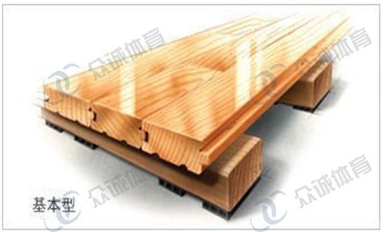乐诚运动木地板系统