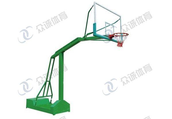 凹箱篮球架 CH-L005