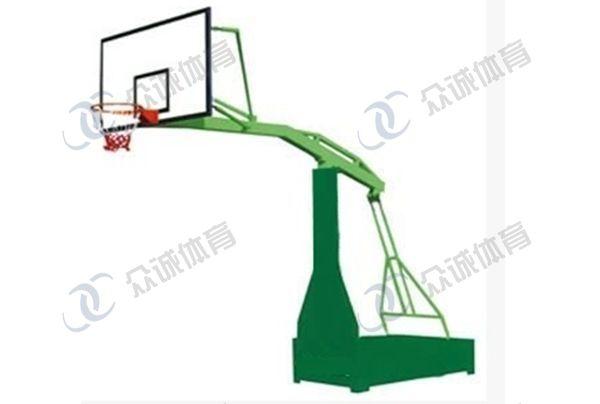 移动式宽臂篮球架 CH-L004A