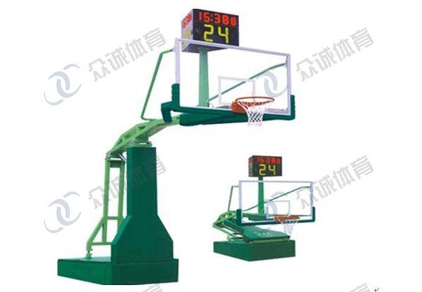 遥控性电动液压篮球架 CH-L001