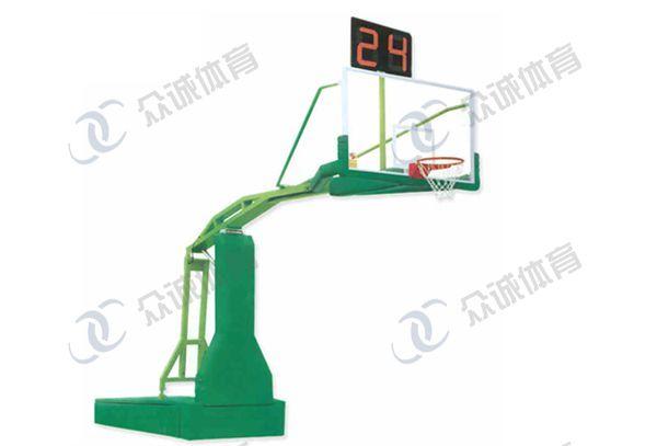 新型仿液压手动篮球架 CH-L003