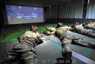 军警影像射击训练系统